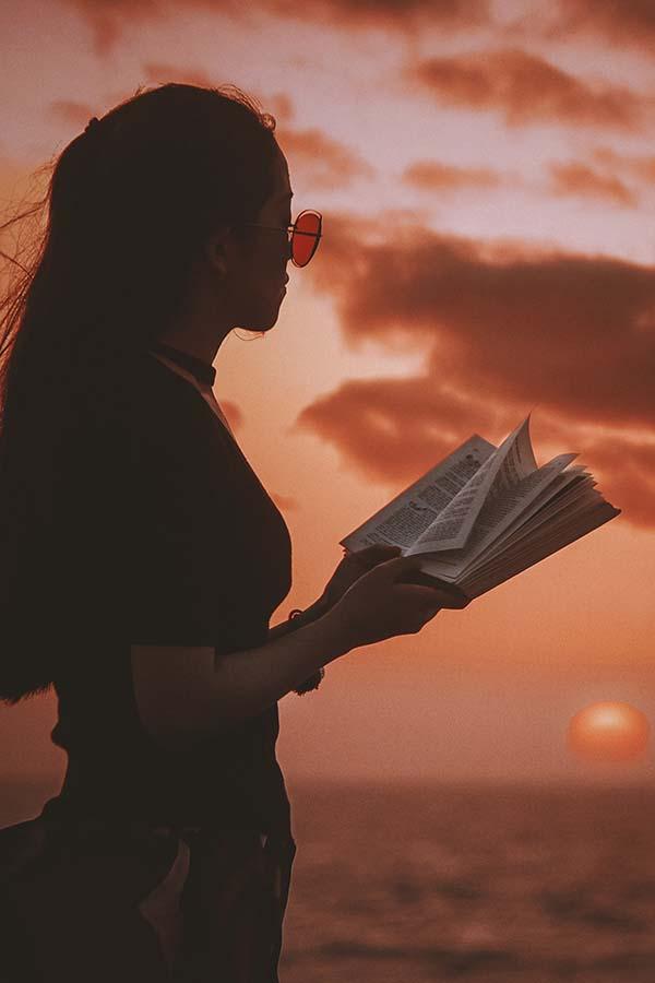 Armchair Travelling Through Literature
