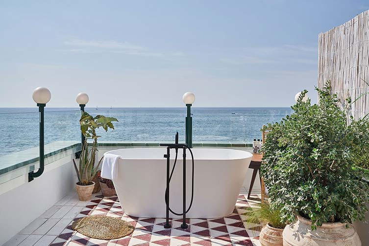 Little Beach House Barcelona, Soho House Design Hotel in Garraf, Catalunya
