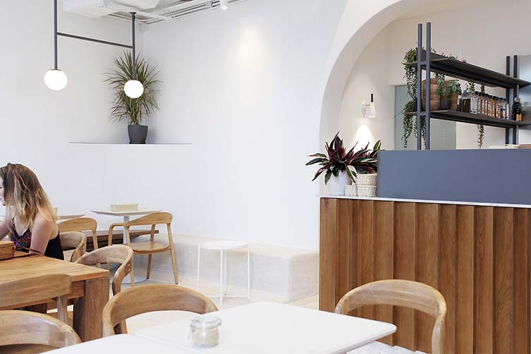 Little Cove Espresso Hong Kong, Sai Kung Third Wave Coffee Shop designed by Studio Adjective