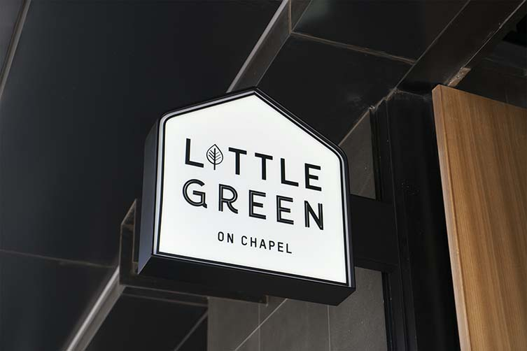 Little Green on Chapel