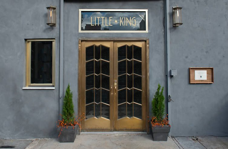 Little King Williamsburg, New York Cocktail Bar by Sam Esterman and John Moskowitz
