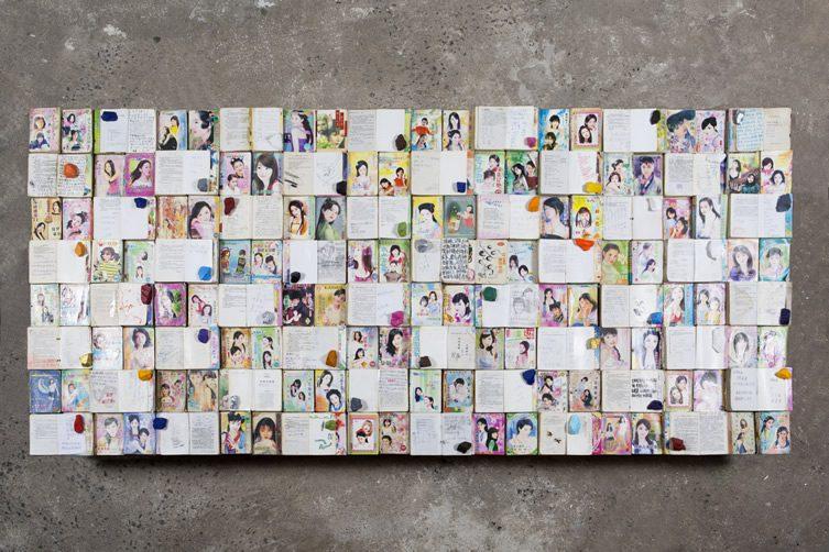 Liu Chuang — Love Story at Salon 94, New York