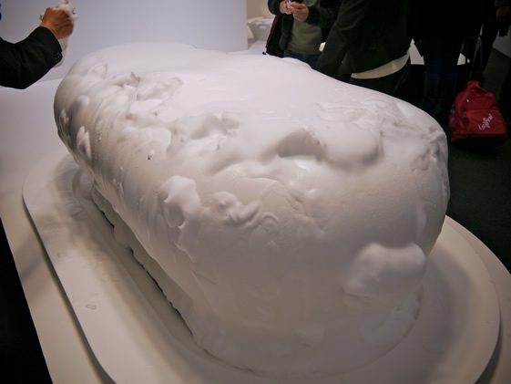 LIXIL's Foam Bathtub