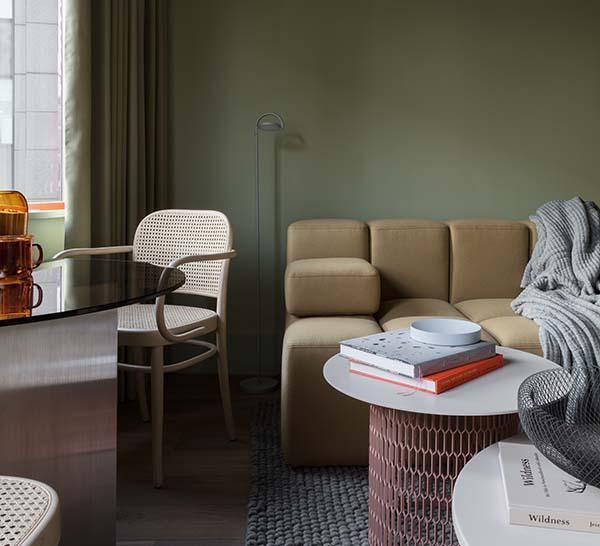 Locke at Broken Wharf, Millennium Bridge Design Aparthotel by Grzywinski+Pons