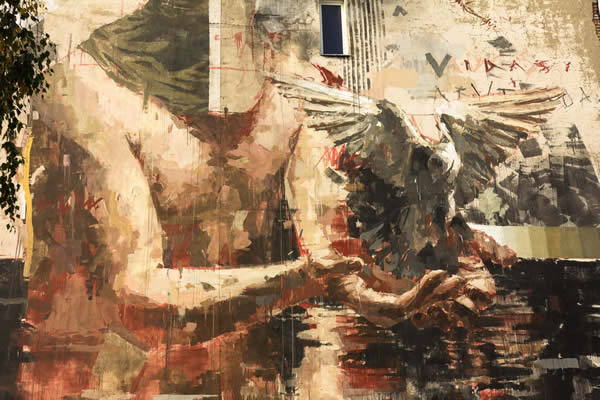 Lodz Murals Borondo