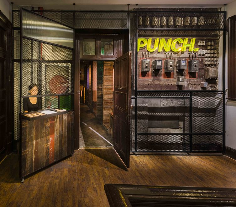 Logan's Punch Jing'An, Shanghai