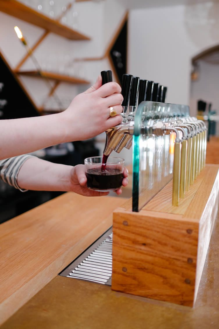 Lois Alphabet City New York Draft Wine Bar