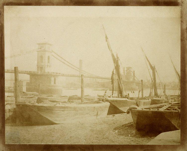 Bridge at Museum of London Docklands, London