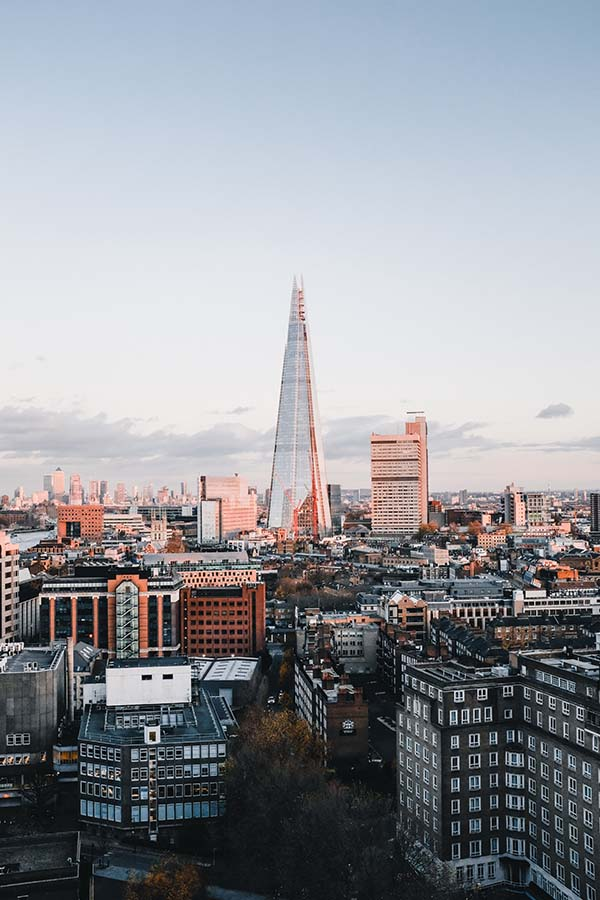 Five Top Tips for Travelling to London as a Student