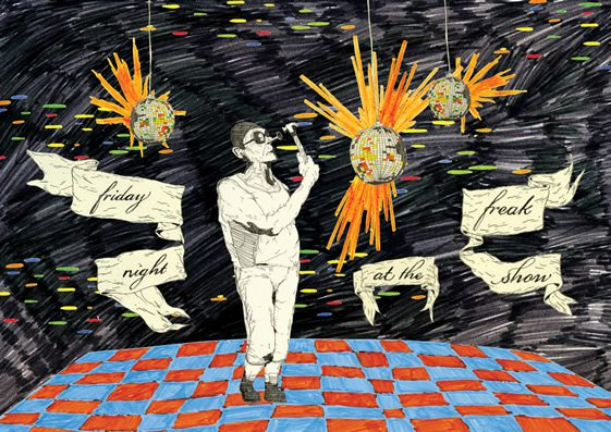 A New Decade: 2010 in Poetry & Illustration