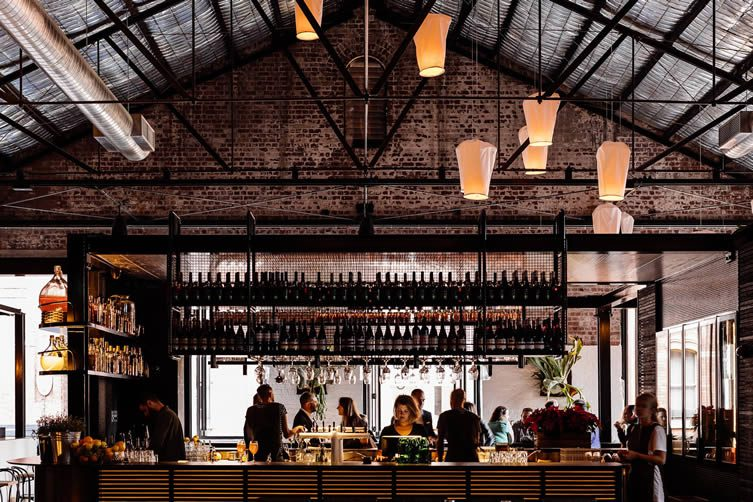 LongSong, Melbourne Little Bourke Street, Above Longrain