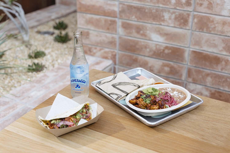 LOQUI DTLA, Downtown L.A. Arts District Los Angeles Taco Restaurant