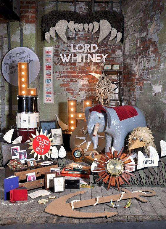 Create GB; Lord Whitney