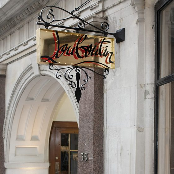 Christian Louboutin Men's Boutique, London