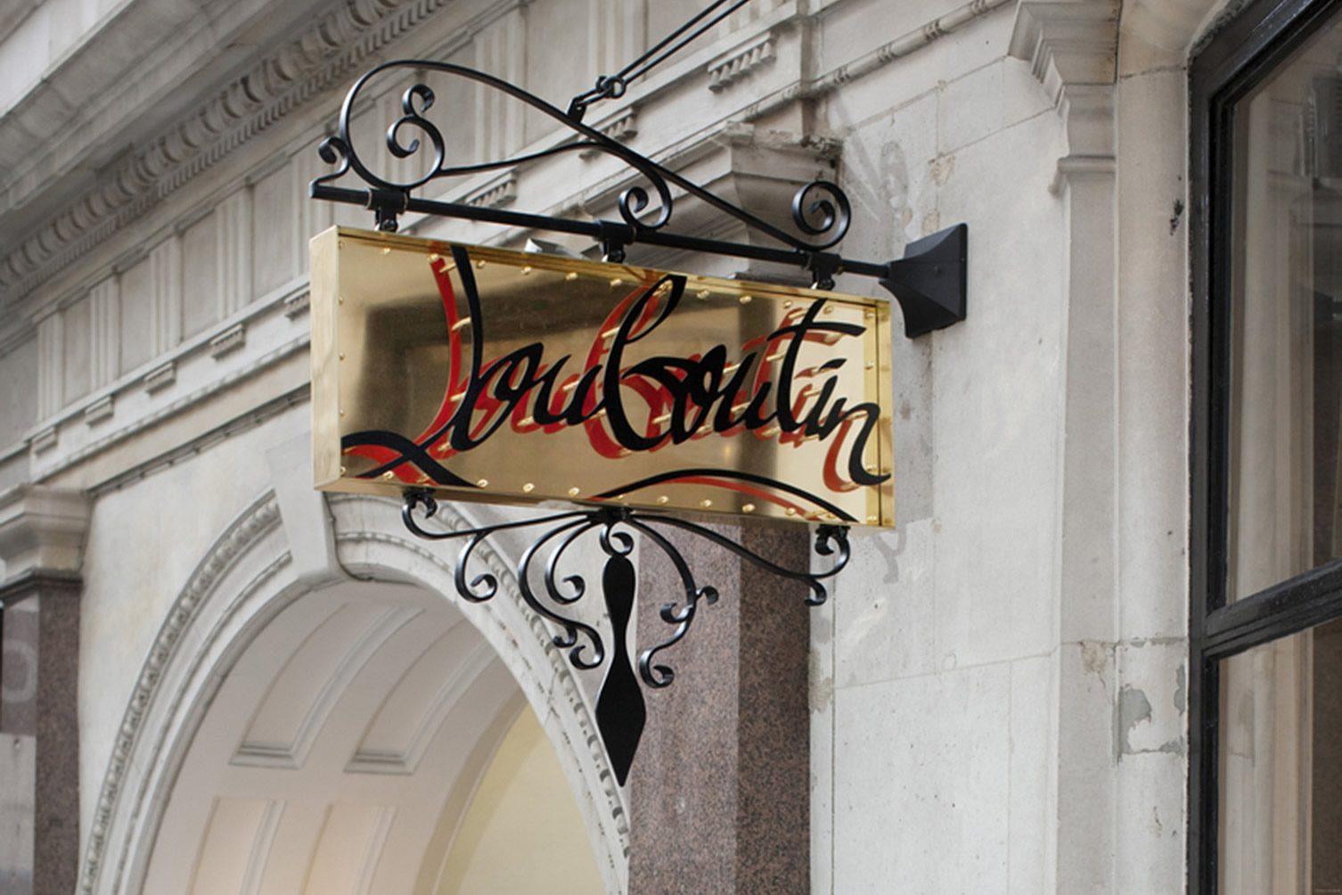 christian louboutin outlet london