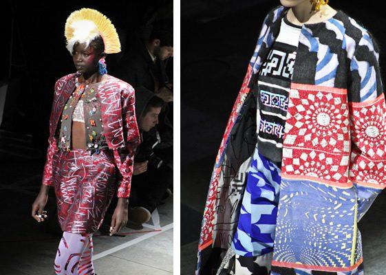 London Fashion Week; Louise Gray