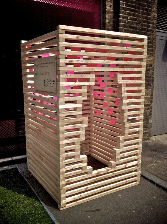 Design Geekery; Love Hut