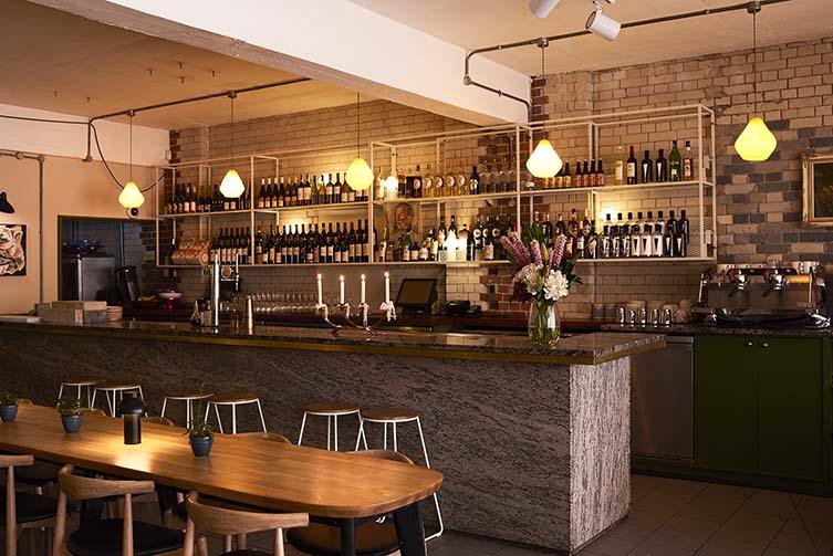 Luigi's Bar London