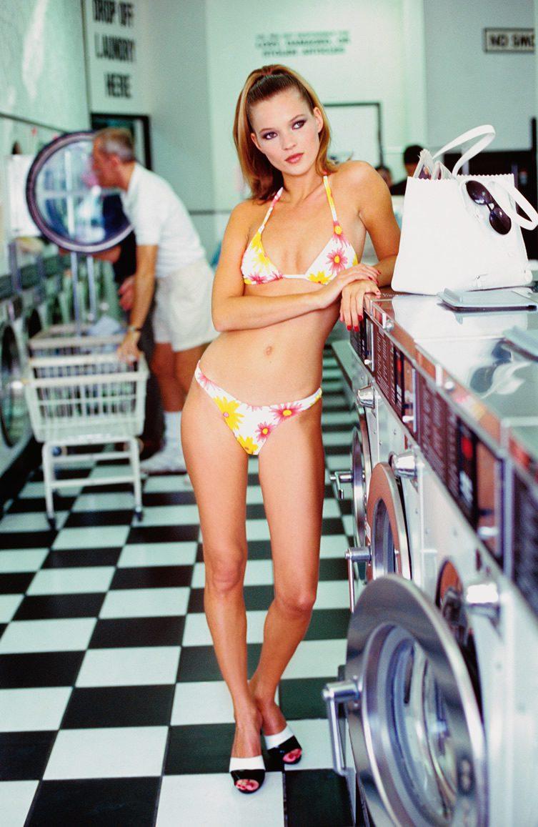 Kate Moss Arthur Elgort