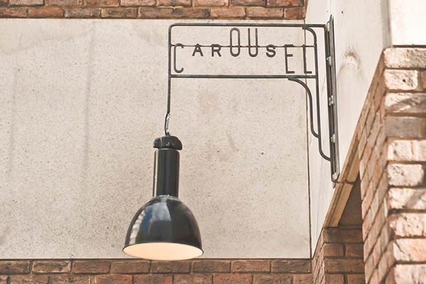 Lunch by Carousel: Ollie Templeton's Lunch Menu at Carousel Marylebone London