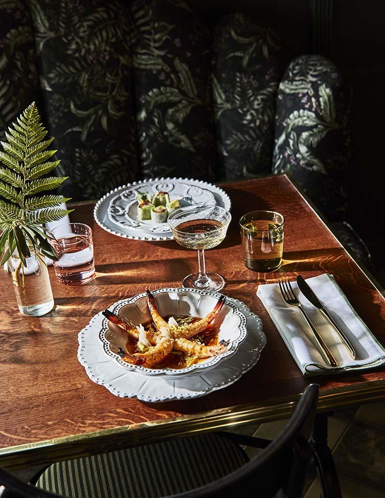 Lutie's Garden Restaurant Austin