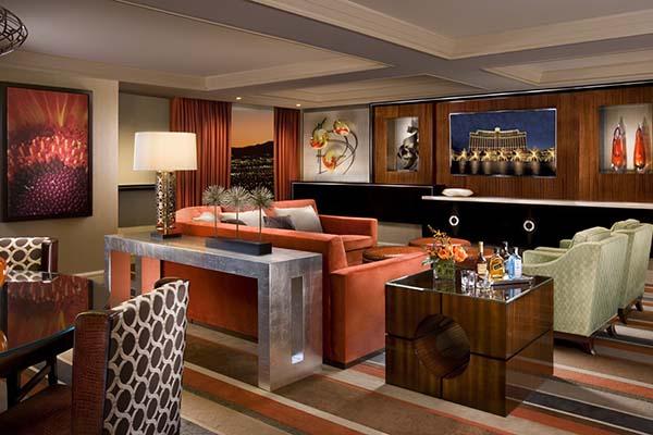 The Bellagio Hotel and Casino, Las Vegas