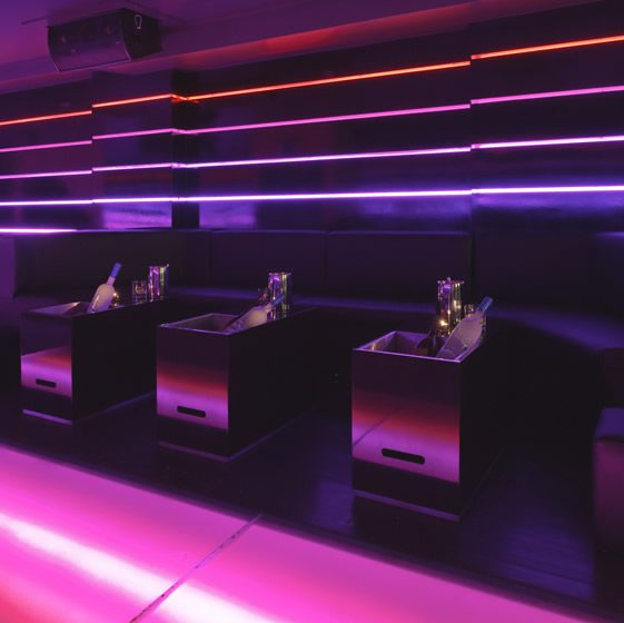 Luxx Club, Mayfair, London
