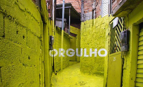 Luz Nas Vielas, São Paulo