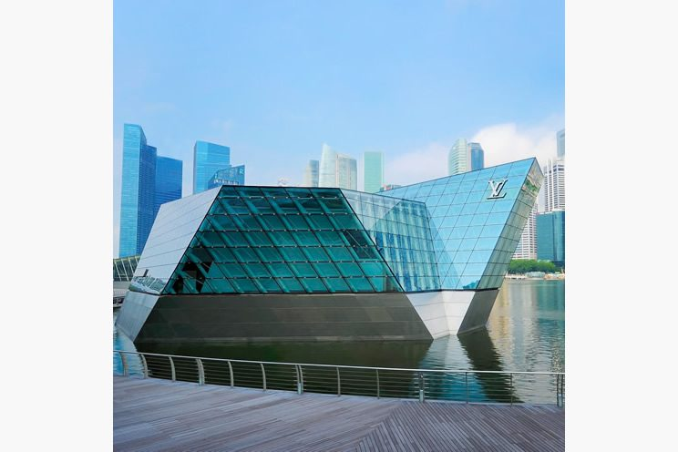Louis Vuitton Island Maison, Singapore