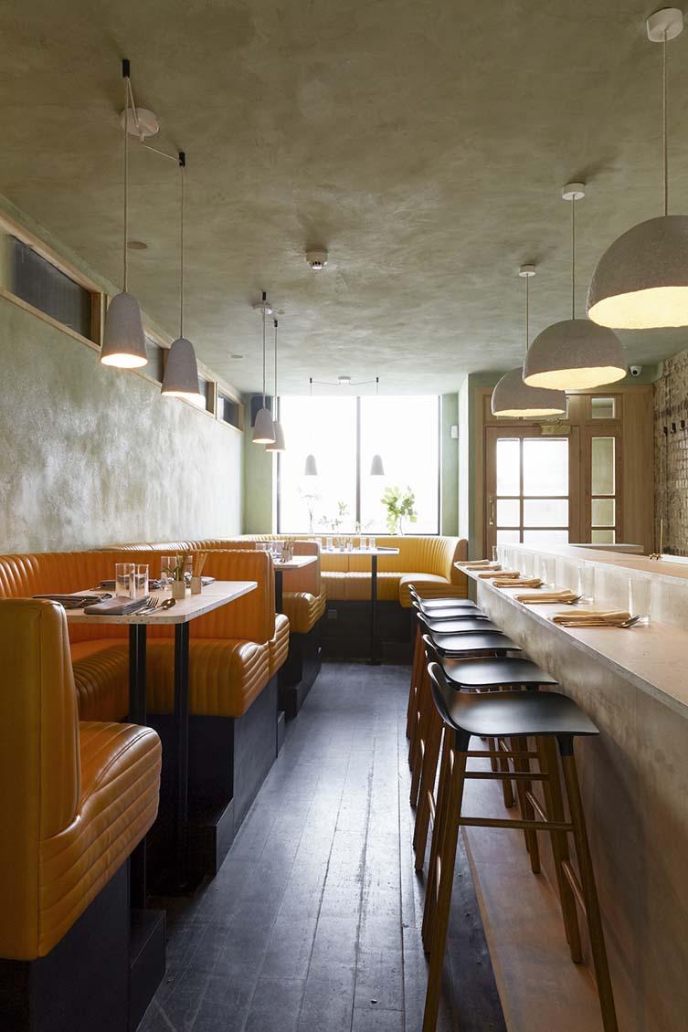 CUB Restaurant, Hoxton