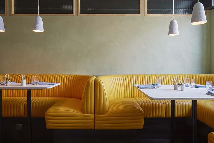 CUB Restaurant, Hoxton Sustainable Restaurant by Ryan Chetiyawardana and Douglas McMaster