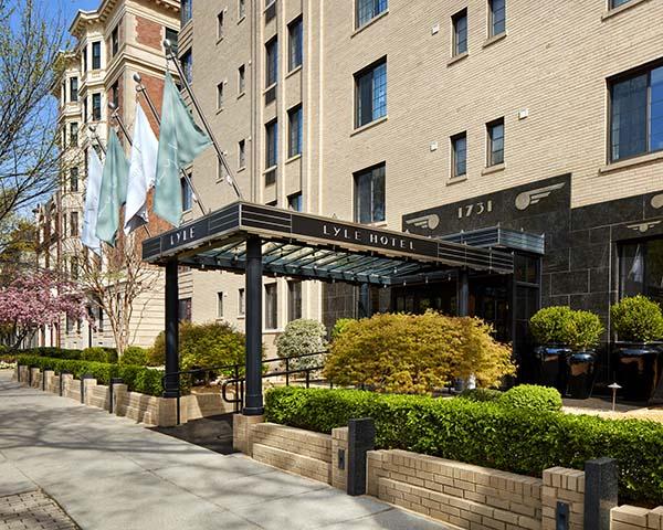 Lyle Washington, D.C., Lore Group Design Hotel Washington DC w/ Lyle's Restaurant