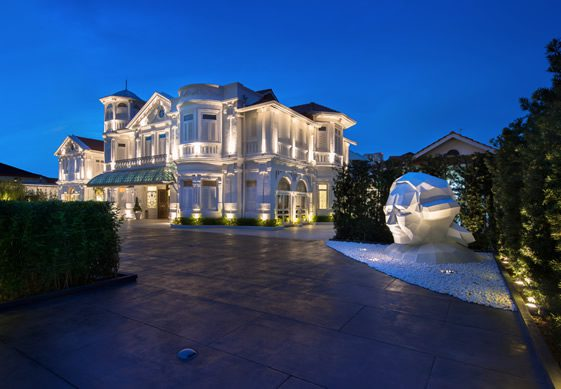 Macalister Mansion, Penang