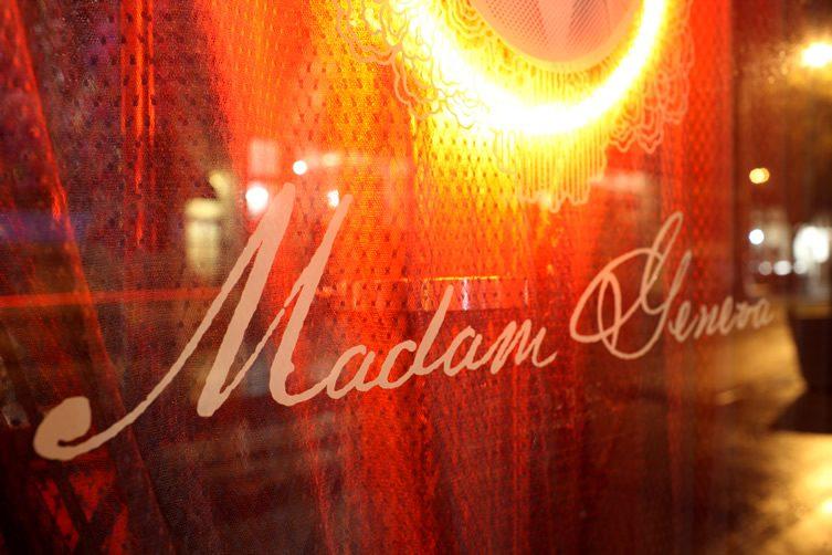 Madam Geneva — New York
