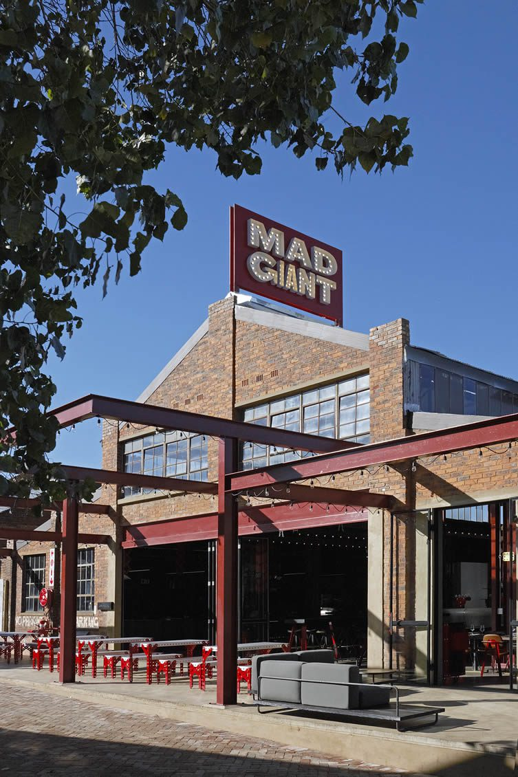 Mad Giant Beer Johannesburg