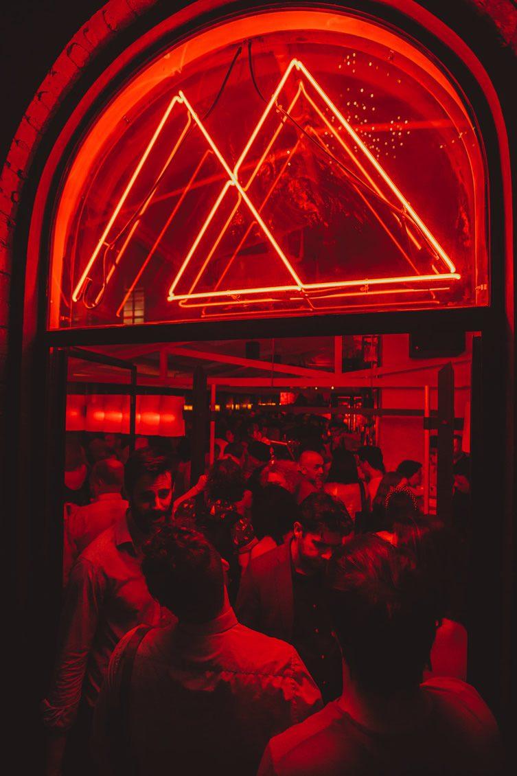 Magic Mountain Saloon —Melbourne
