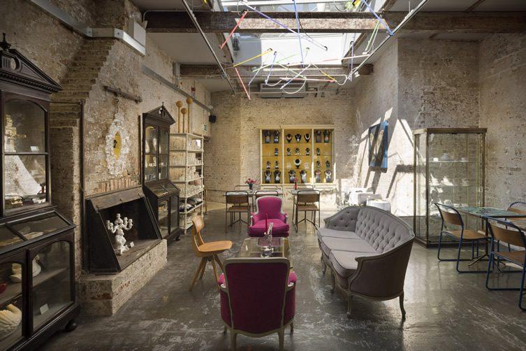 maison trois garcons shoreditch london. Black Bedroom Furniture Sets. Home Design Ideas