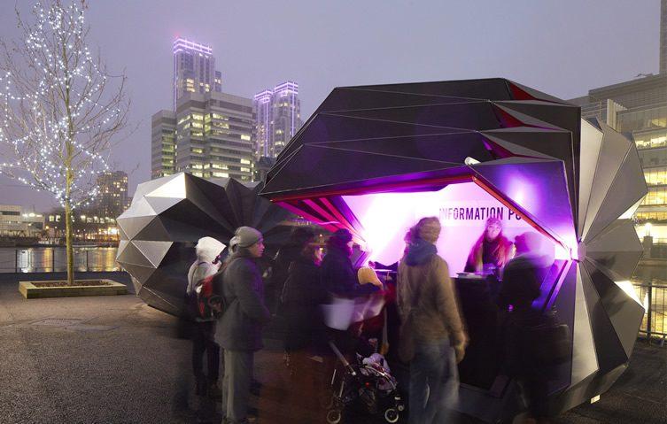 Make Architects — Kiosks