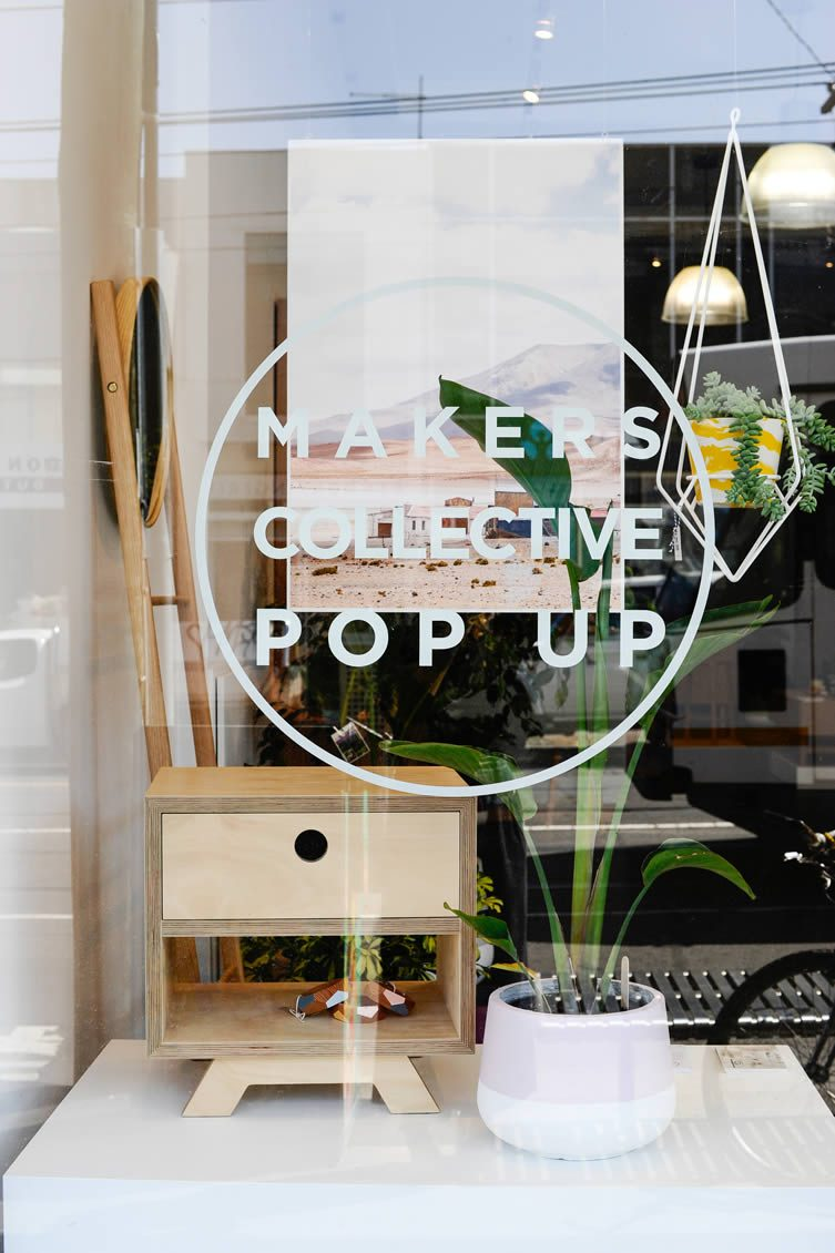 Makers Collective Pop-Up