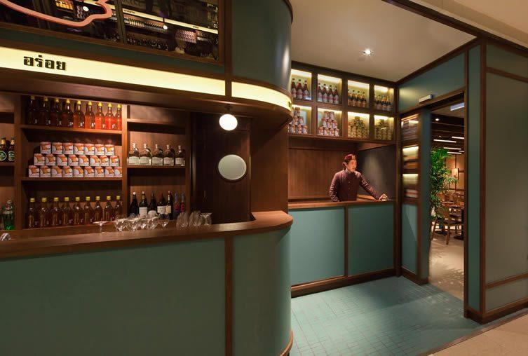 Mak Mak Hong Kong, Speakeasy Restaurant at The Landmark