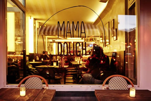 MAMA DOUGH Amsterdam East Pizza Restaurant