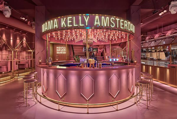 MaMa Kelly Amsterdam Olympisch Stadion, by Rein Rambaldo of De Horecafabriek