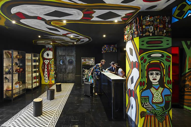Mama Shelter Santa Teresa, Rio de Janeiro Design Hotel