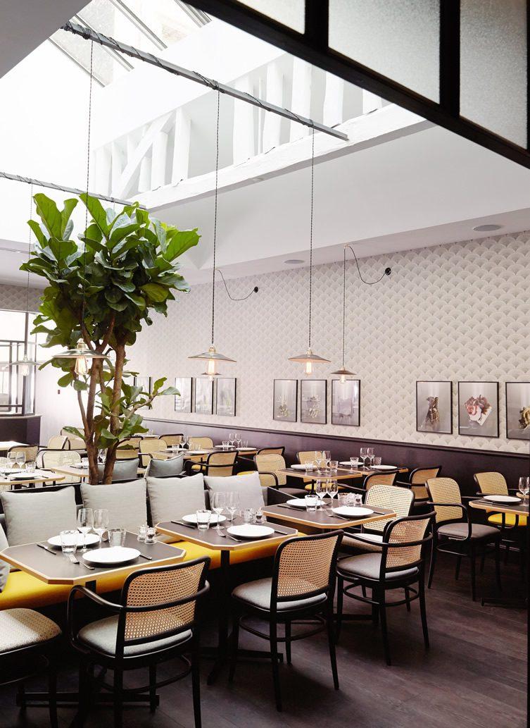 Manger Restaurant Paris