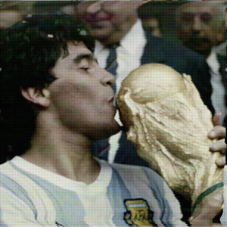 Maradona's Hand of God, the Making of an Icon