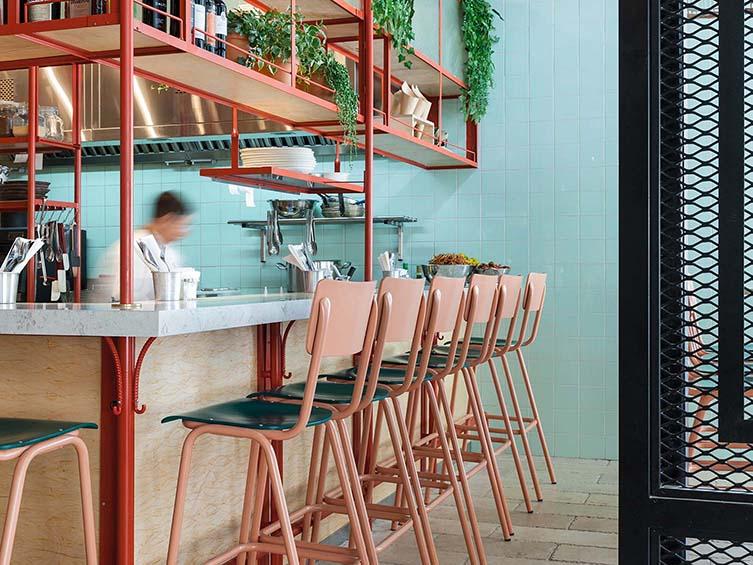 MAR&CO Jaffa, Tel Aviv Seafood Restaurant Designed by Naomi Szwec and Noa Ben Yehuda
