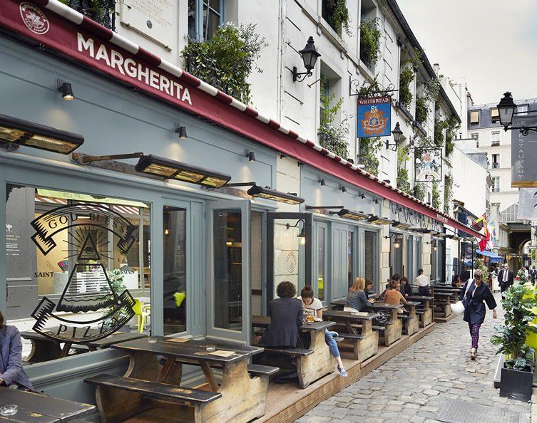 Margherita Saint-Germain, Paris