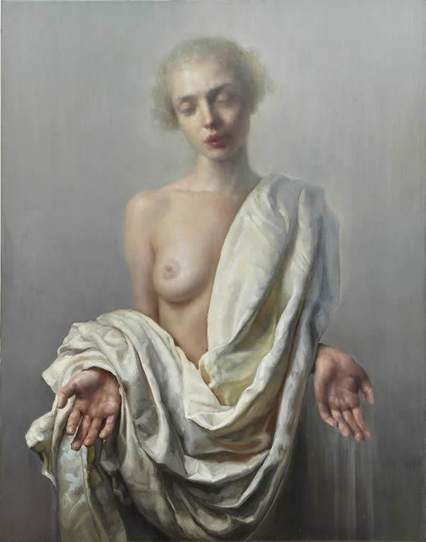 Eva's hands, 2017