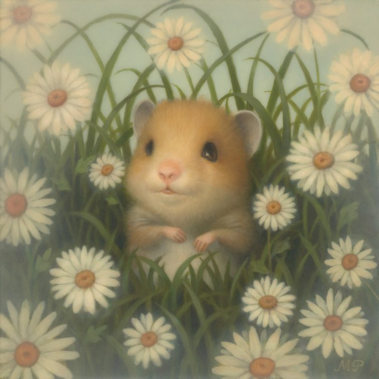 Animals: Recent Paintings, Marion Peck