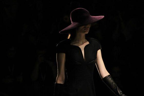 London Fashion Week; Marios Schwab